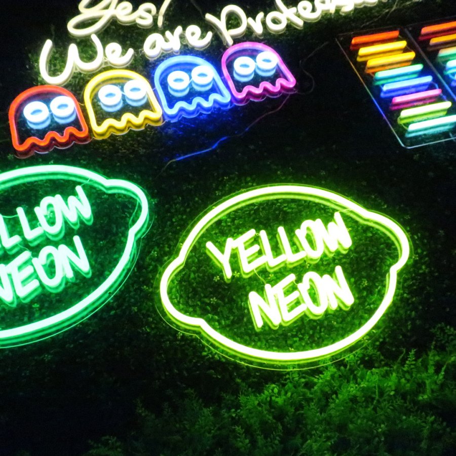 CUSTOM LED NEON SIGNS MADE IN LOS ANGELES