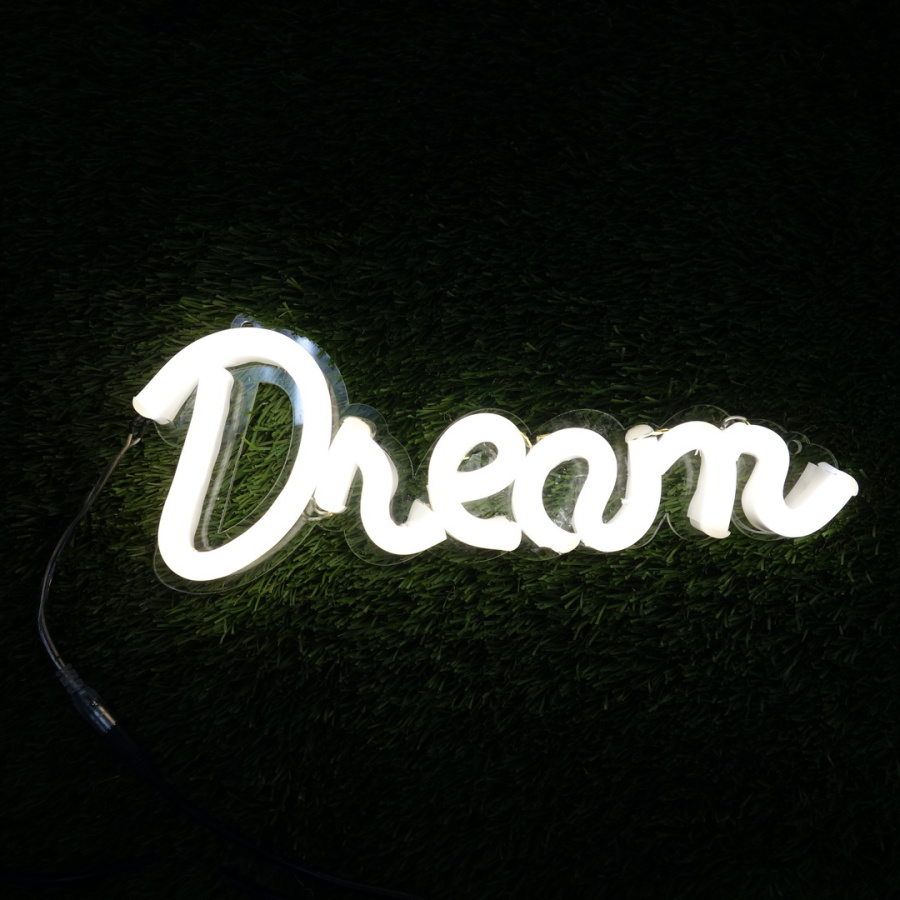LOVER - CUSTOM LED NEON SIGN