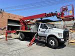 2019 Ford750 Crane Truck (ELLIOTT L60)